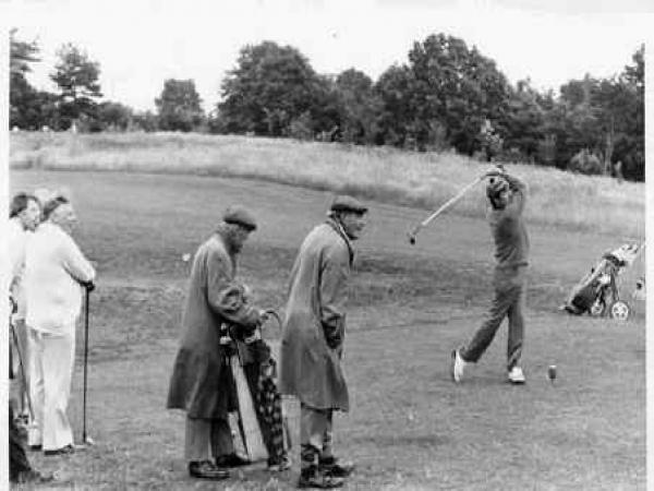 History of Motor Trades Golfing Society