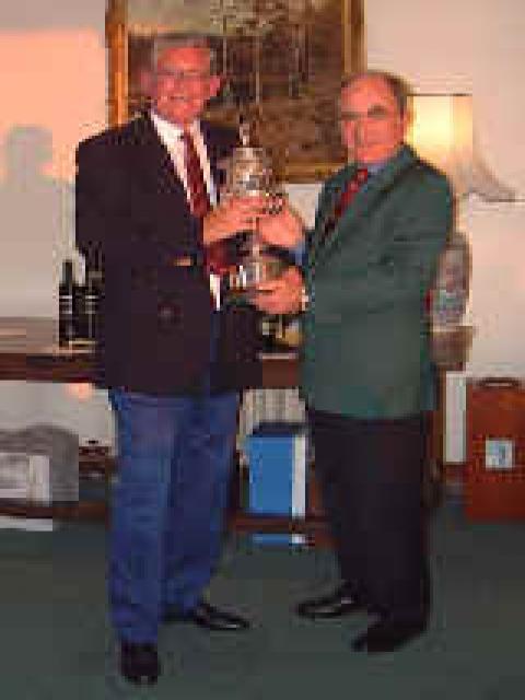 Paul Richmond<br /> <br /> Ace Trophy