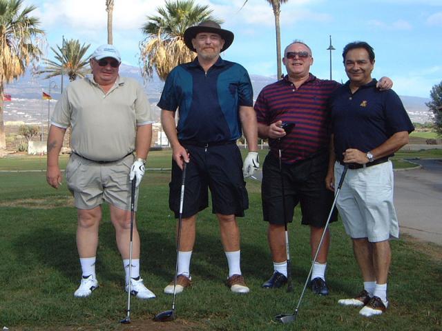 Alec, Butch, Stan, Vip